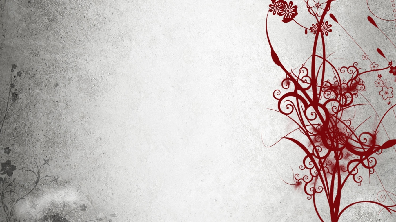 Black-White-And-Red-Wallpaper-3
