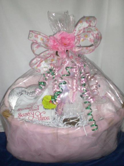 Baby Diva - wrapped version
