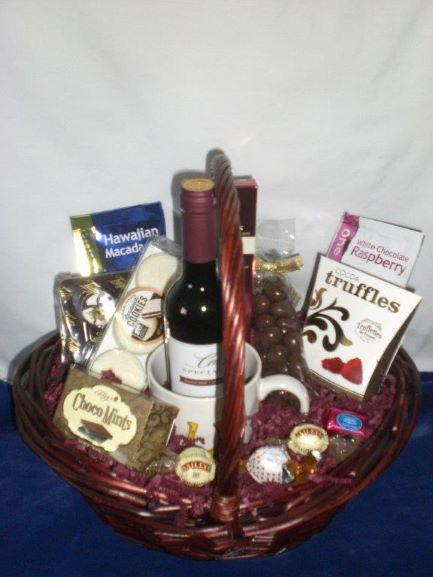 Basket of Joy - unwrapped version