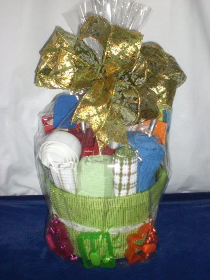 Kitchen Helper - wrapped version