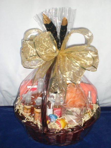 Orange Blossom - wrapped version