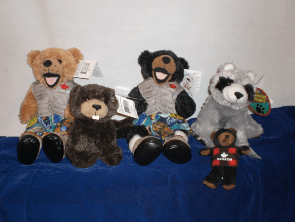 Sports-Enthusiast-All-Canada-Bears-for-Any-Sports-Event