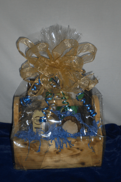 Sports-Enthusiast-Gift-Basket-ALS-Donation-Basket-wrapped-version