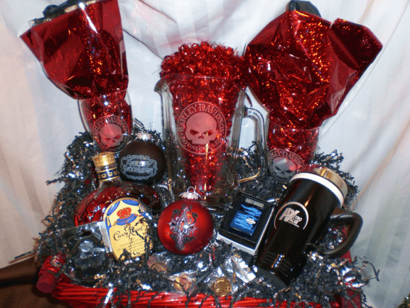 Sports-Enthusiast-Gift-Basket-The-Harley-Special-unwrapped-version-only