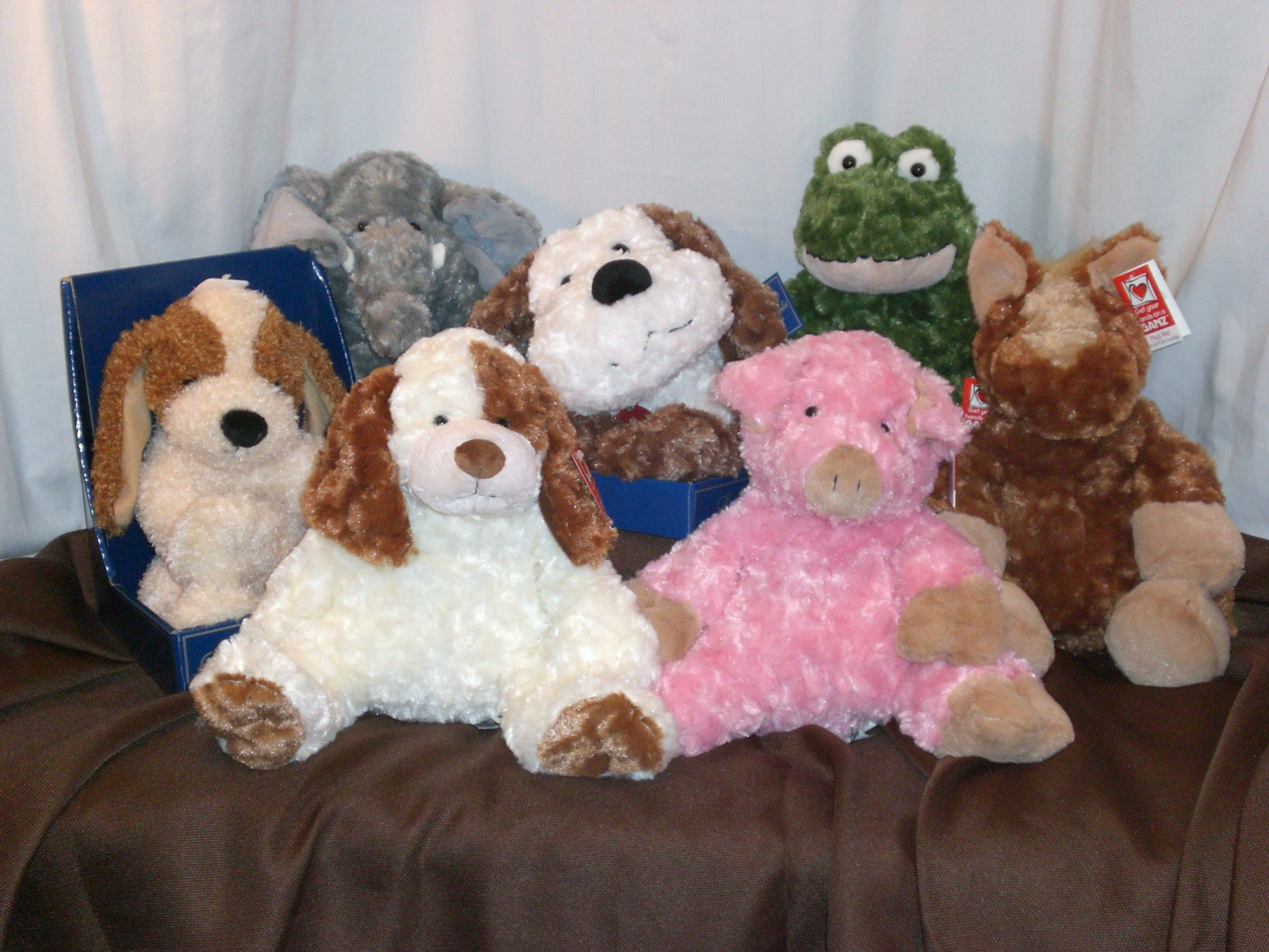 Stuffies - Your Choice