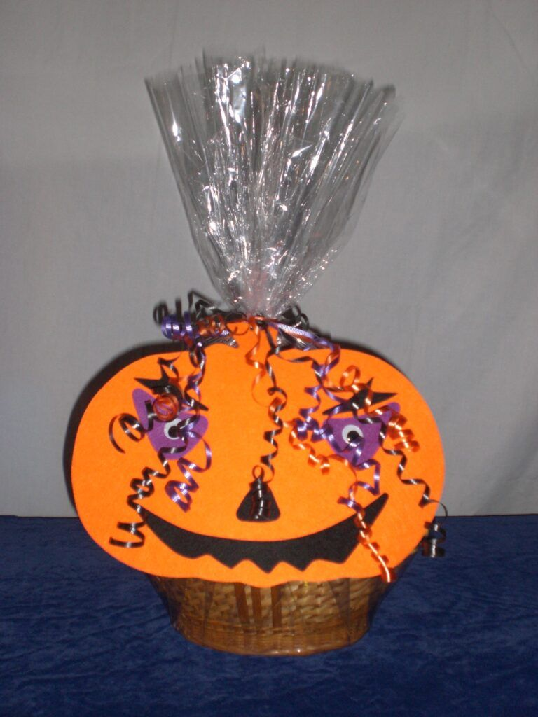 Pumpkin Face - wrapped version only