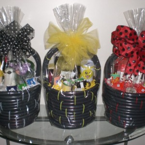 A Home Welcome - Hose Baskets - wrapped versions only