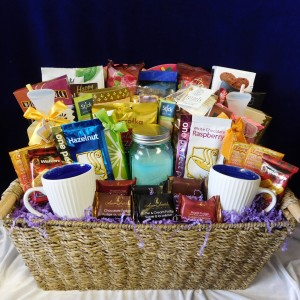 Corporate Coffee Basket - unwrapped version