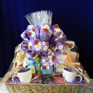 Corporate Coffee Basket - wrapped version