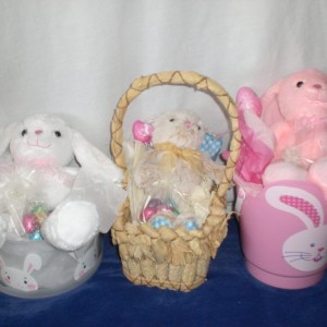 Easter Bunnies - unwrapped versions only