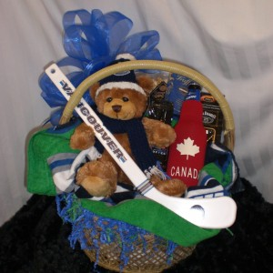 Go Canucks - unwrapped version only