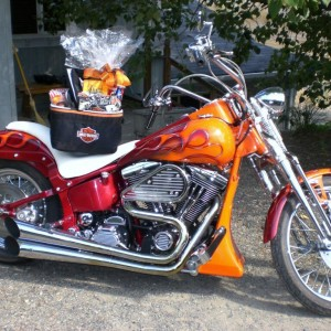 Harley Special - special customer photo
