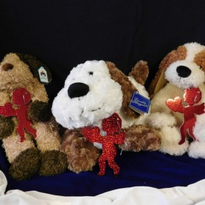 Hound Dogs - available to place in baskets