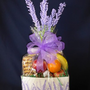 Lavender Ruffles - wrapped version