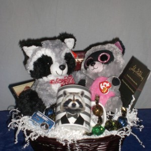 Raccoon Buddies - unwrapped version only