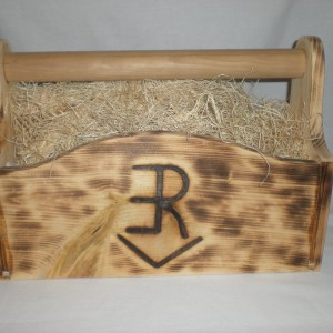 All Wooden Totes - Rancher's Brand