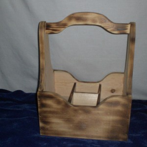 All Wooden Totes - Wine or Alcohol