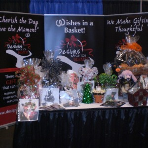 Chamber of Commerce Trade Show Booth