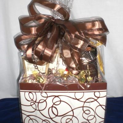 Chocolate Swirls - wrapped version