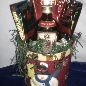 Christmas Cookie Jar - unwrapped version