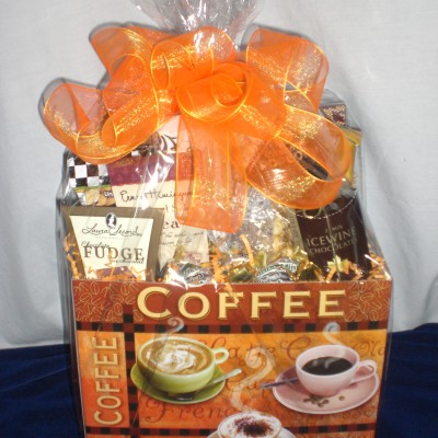 Coffee Treats - wrapped version