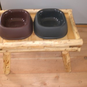 Dog Feeding Table