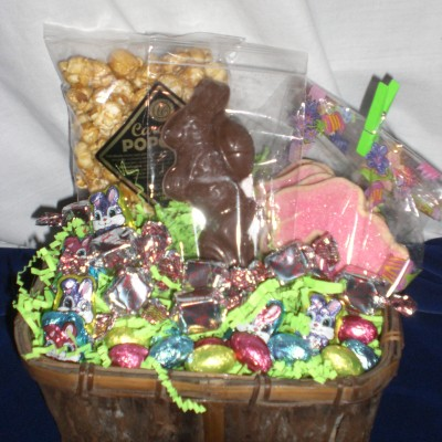 Easter Wishes away from home - unwrapped version