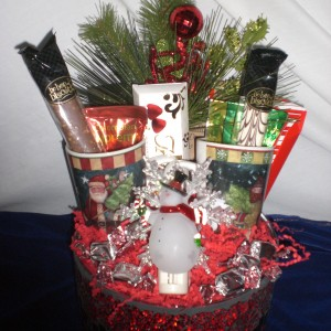 Fire Place Hot Chocolate - unwrapped version