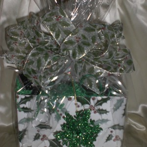 Holly Jolly Christmas - wrapped-version-only