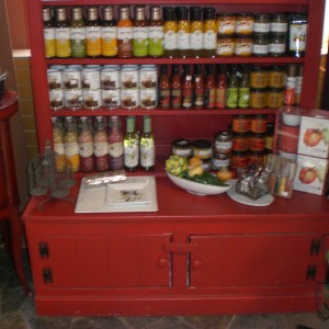 Hoosier Cabinet - various colors