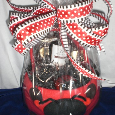 LadyBug Special - wrapped version