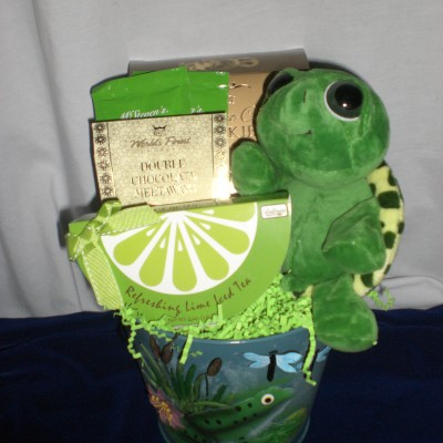 Oscar the Frog - unwrapped version
