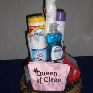 Queen of Clean - unwrapped version