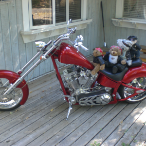 Sweet Ride - Harley Special