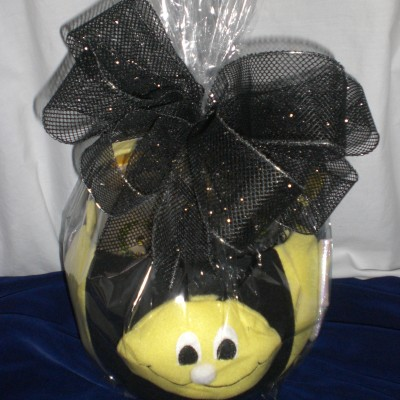 Sweet Little Honey Bee - wrapped version